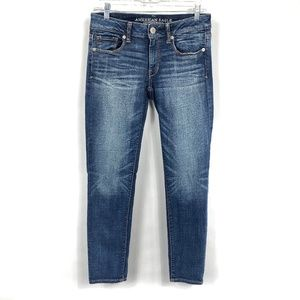 American Eagle Skinny Super Stretch Jeans 3624